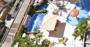 Apartamento de 1 quarto a venda no Prive das Thermas I em Caldas Novas
