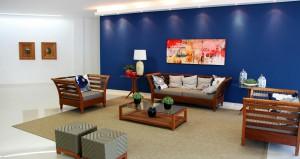 Apartamento de 1 quarto a venda no Thermas Riviera Park em Caldas Novas