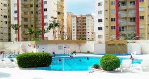 Apartamentos de 2 quartos a venda em Caldas Novas no Residencial Vitoria das Thermas
