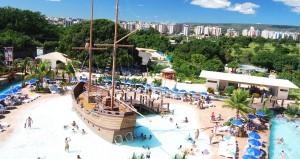 diRoma Acqua Park em Caldas Novas Goiás