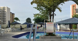 Hospedagem no Condomínio Eldorado Thermas Flat em Caldas Novas