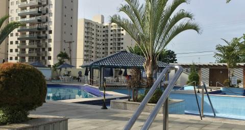 Imagem representativa: Aluguel para temporada no Condomínio Eldorado Thermas Flat em Caldas Novas