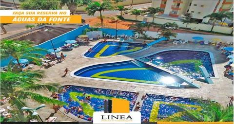 Imagem representativa: Aluguel para temporada no Condomínio Residencial Águas da Fonte em Caldas Novas