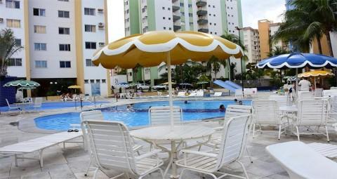 Imagem representativa: Aluguel para temporada no Residencial Águas Da Serra em Caldas Novas