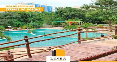 Imagem representativa: Aluguel para temporada no Resort Thermas do Bosque em Caldas Novas