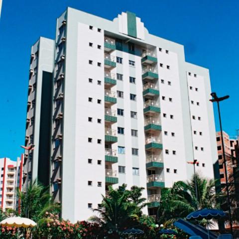 Imagem representativa: Apartamento um quarto a venda no Condomínio Residencial Águas da Fonte em Caldas Novas