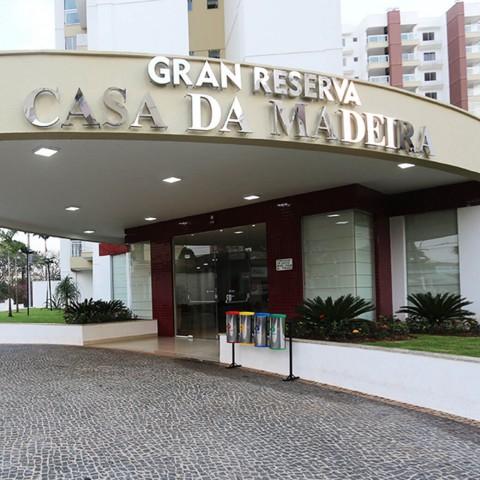 Imagem representativa: Apartamento de um quarto a venda no Gran Reserva Casa da Madeira em Caldas Novas