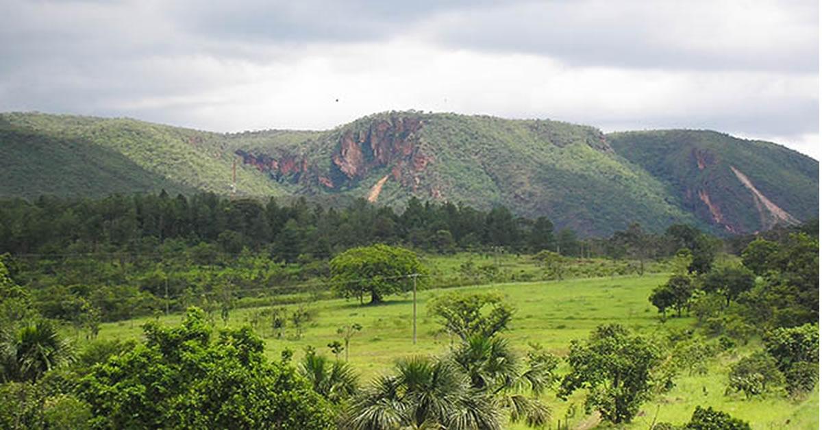 Imagem representativa: Conheça o Parque Estadual Serra de Caldas Novas